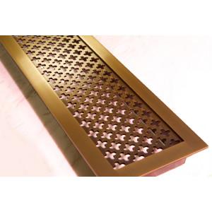 Определяемся с толщиной металла для декоративной решетки