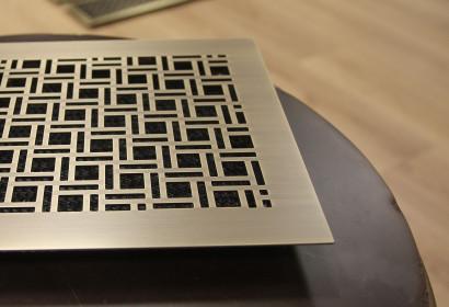 Квадратная решетка с плиточным узором