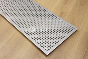 Декоративная напольная решетка из стали